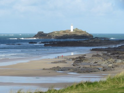 The Lighthouse at Godrevy