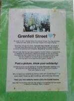 Grenfell Street info