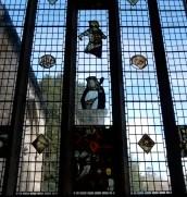 Window in one of the side Chapels