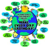 Make every day Earthday