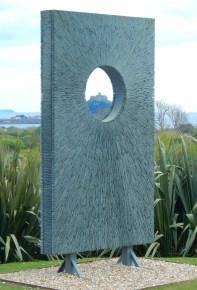 Slate sculpture