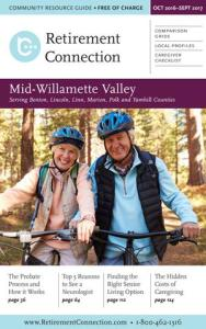 Mid-Willamette Valley Retirement Connection Sponsor