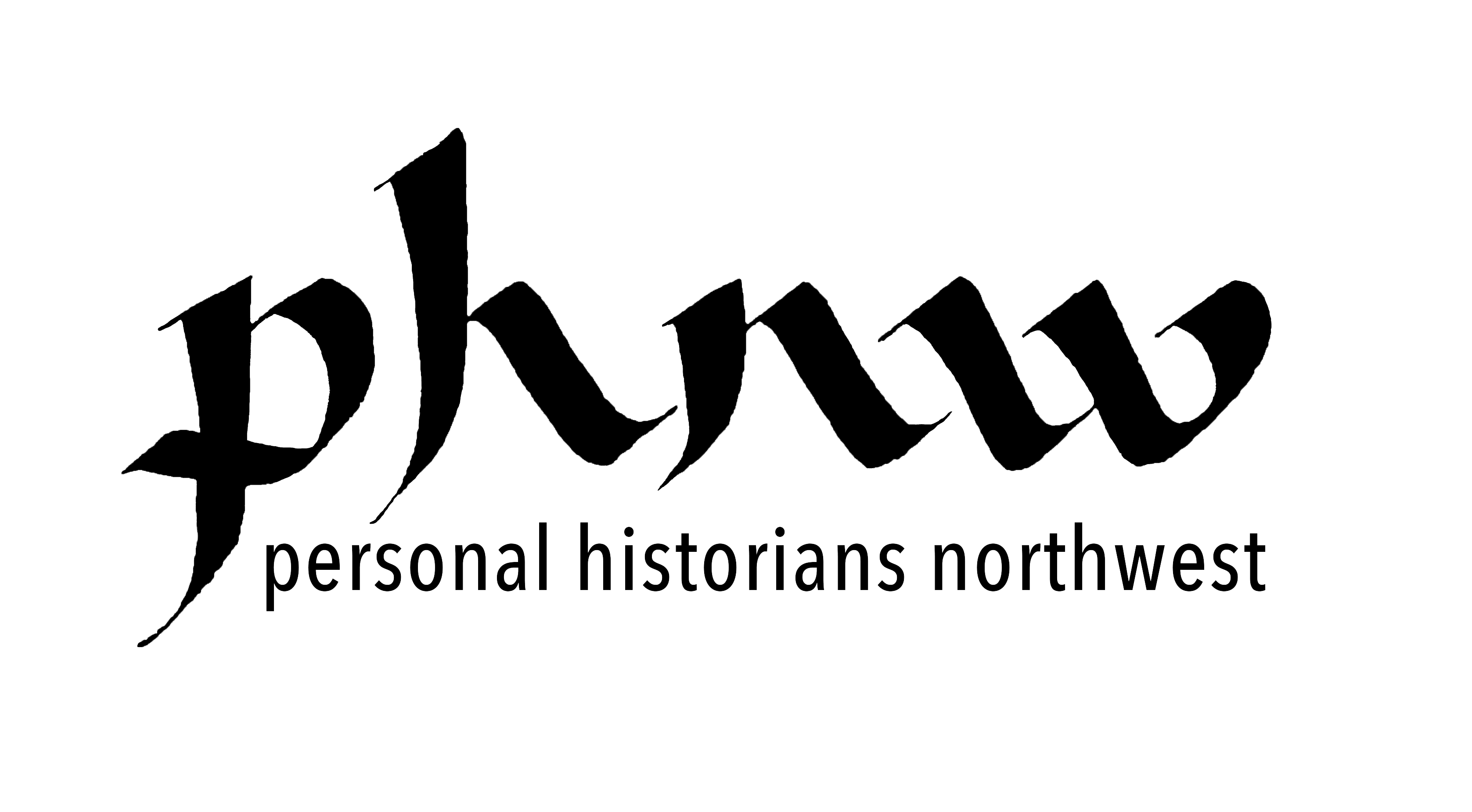 Logo Personal HIstorians NW