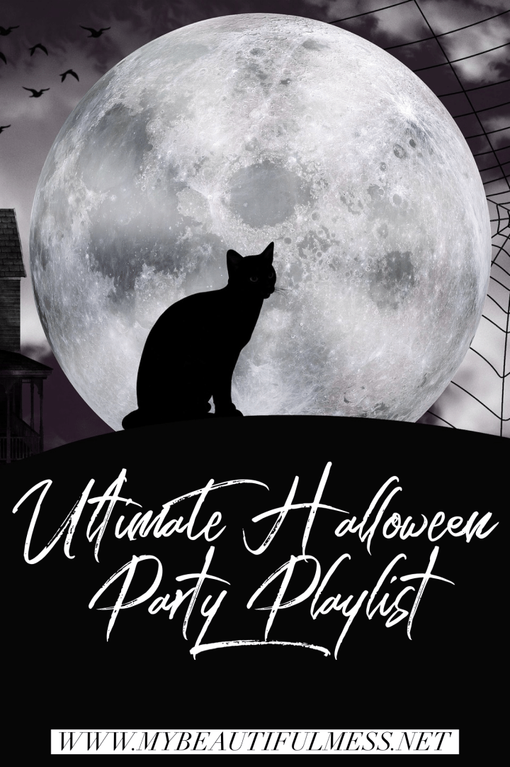 Ultimate Halloween Party Playlist