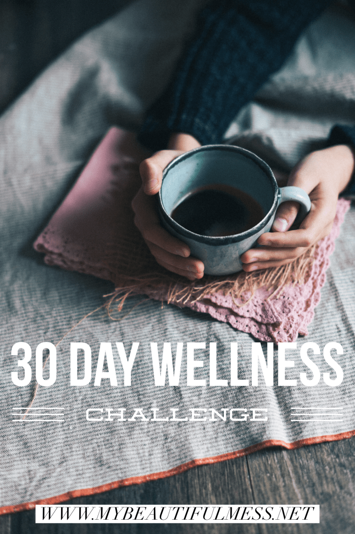 30 day wellness challenge