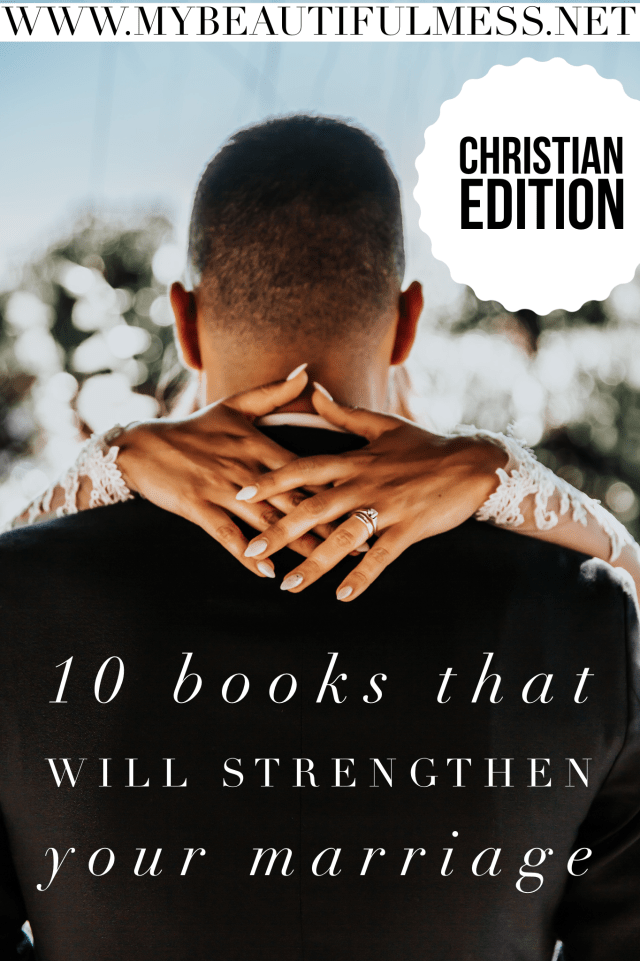 10 books that will strengthen your marriage