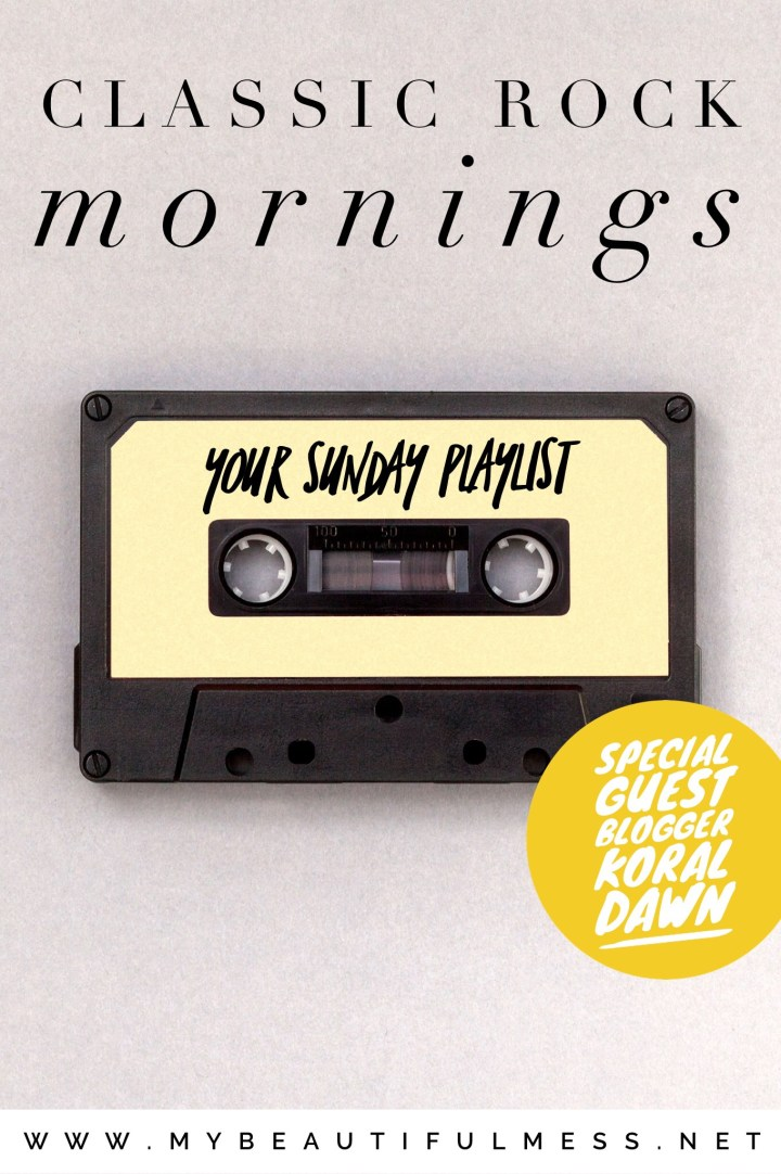 Classic Rock Mornings – Your Sunday Playlist