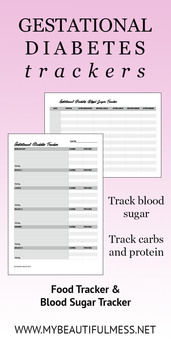 Gestational Diabetes Trackers