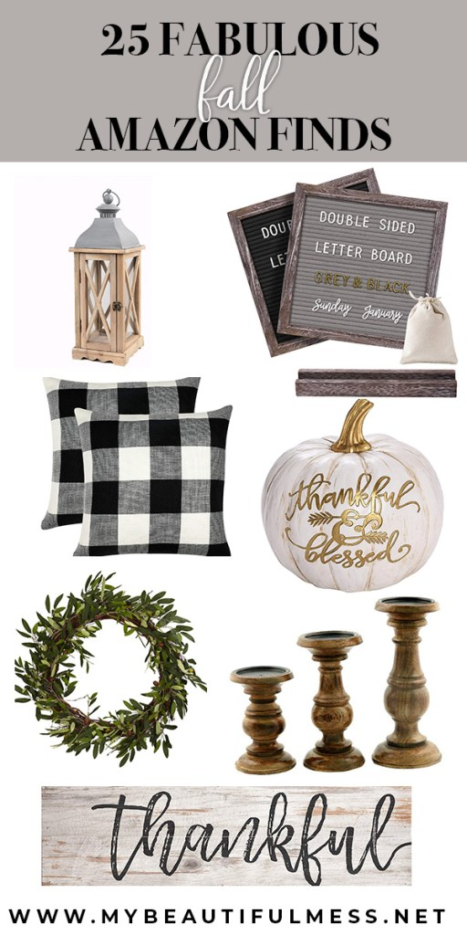 25 fabulous fall amazon finds