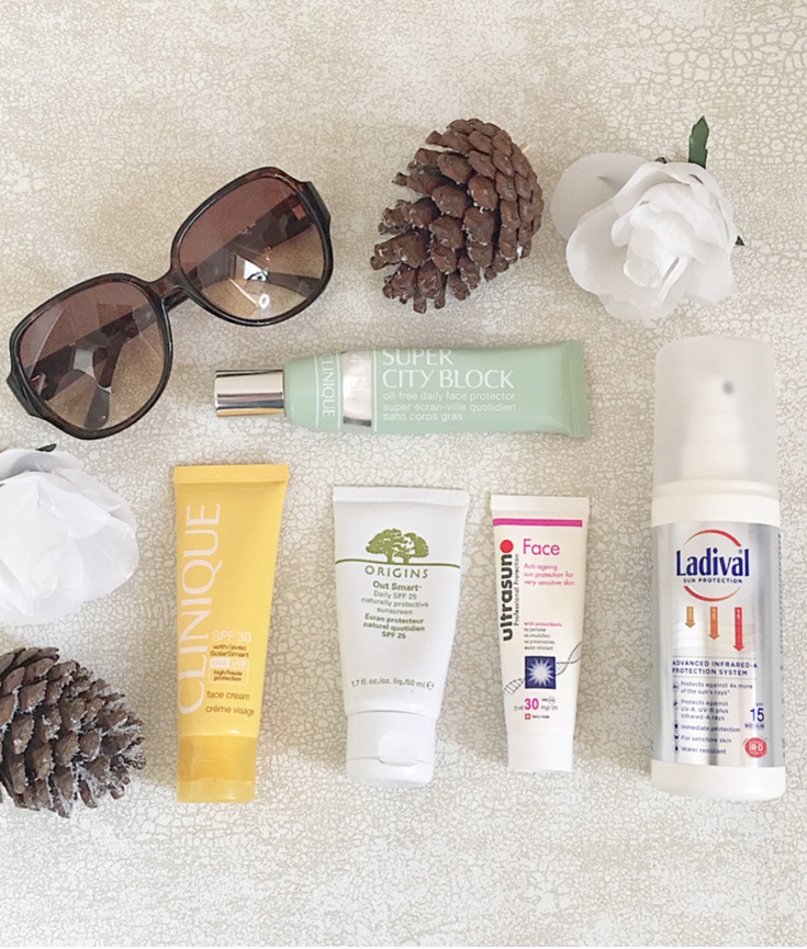 Is facial sunscreen a beauty staple? Yes!