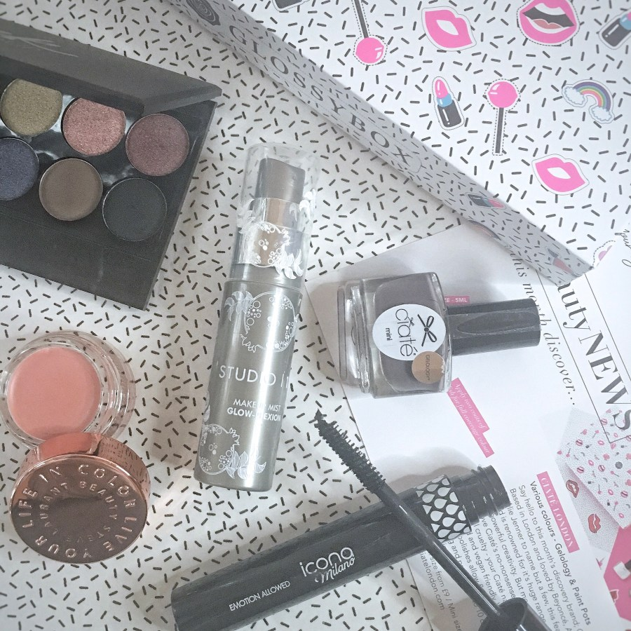 Glossybox February 2018 Review