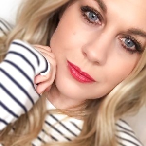 Quick and easy makeup look