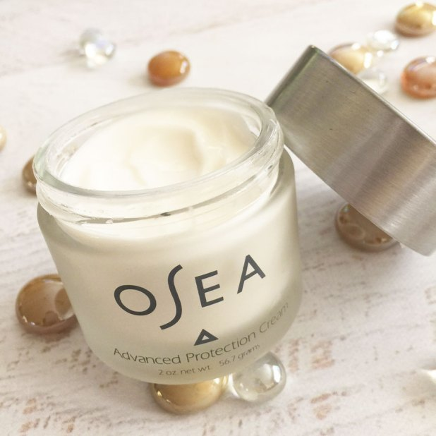 Osea Malibu Advanced protection Cream review by my beauty bunny