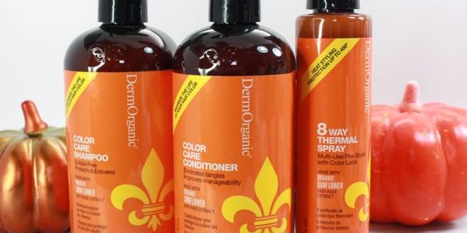 DermOrganic Color Care Line Vegan