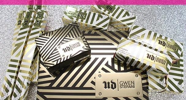 Urban Decay Gwen Stefani Collection UDxGwen