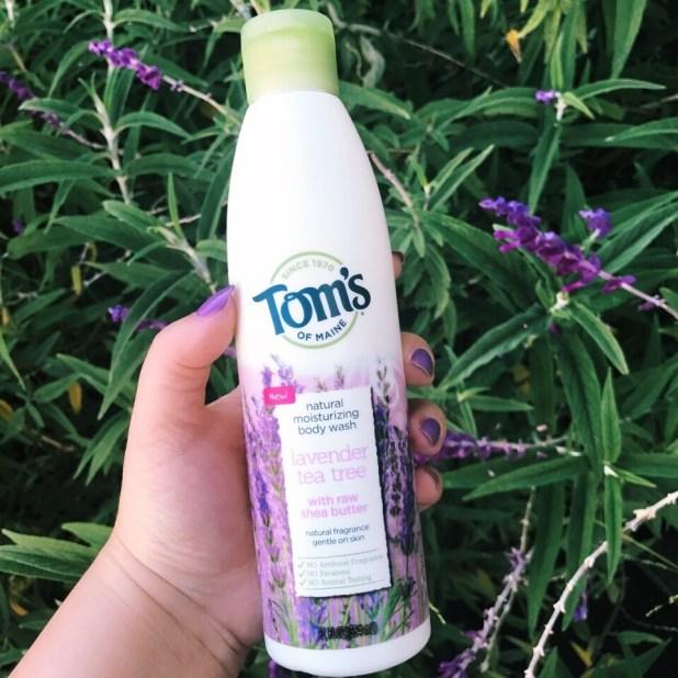 Toms of Maine Lavender Tea Tree Body Wash