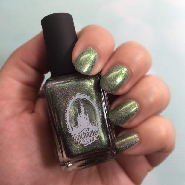 Enchanted nail polish - the youth