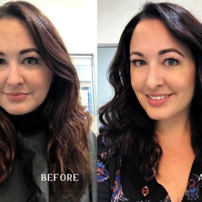 Jen Fall Hair Makeover by Patricia Lynn Laas