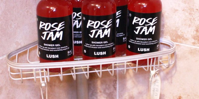 LUSH Rose Jam Review