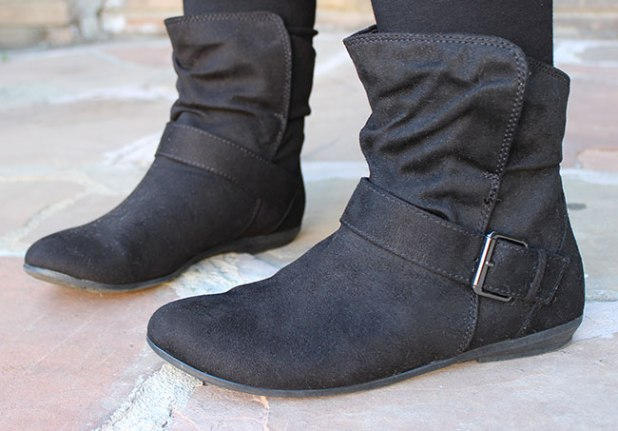 Payless Natalee Slouch Boot