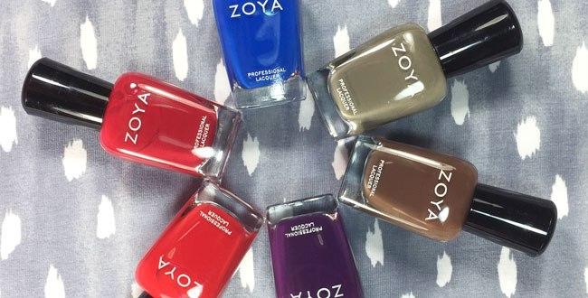 Zoya Focus Fall 2015 Collection