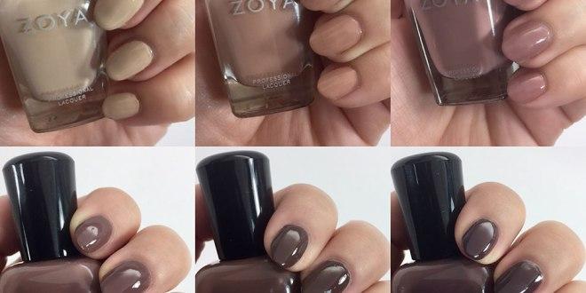 Zoya Naturel Nail Polish