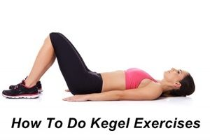 How to do Kegels to strenghten PC muscles