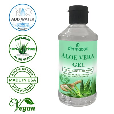 Amazing Aloe Vera Gel