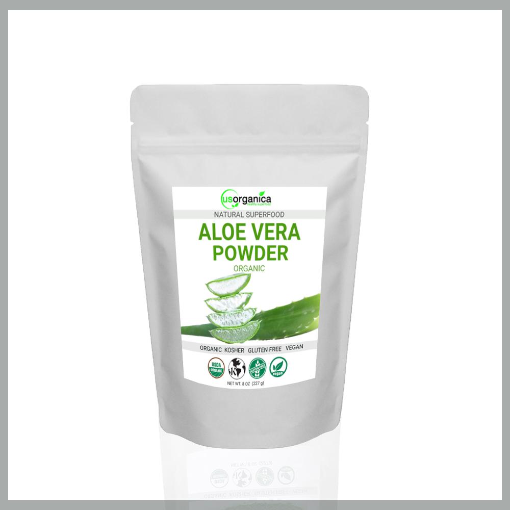 best Aloe Vera Super food Powder benefits for hair