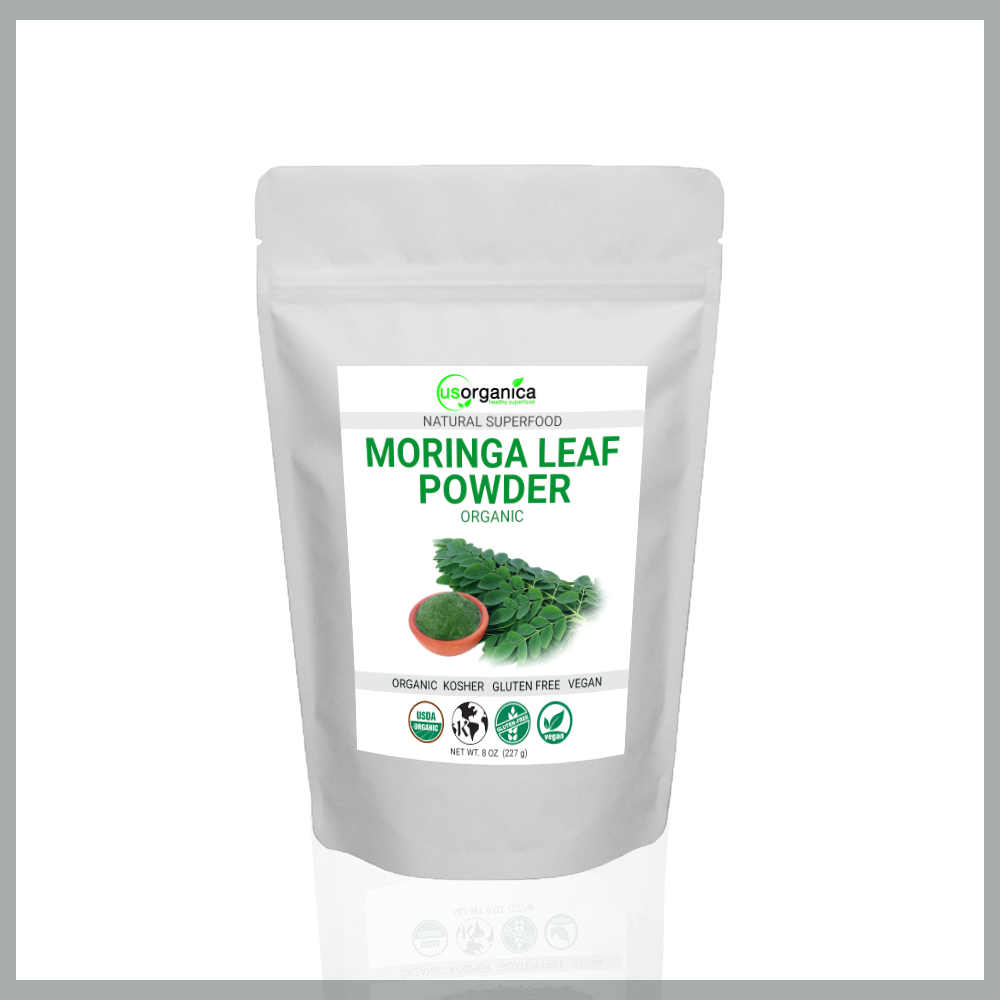 best organic moringa powder benefits for skin
