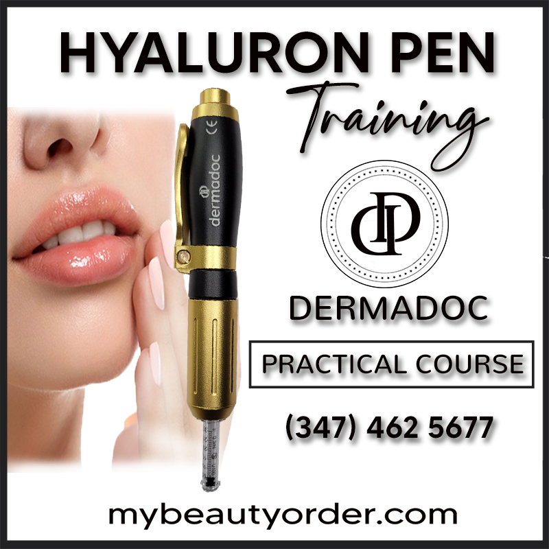 Best USA Hyaluron Pen training course near me