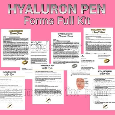 best hyaluron pen treatment aftercare Full Forms Kitt