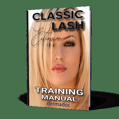 Classic lash extensions training manual best e book