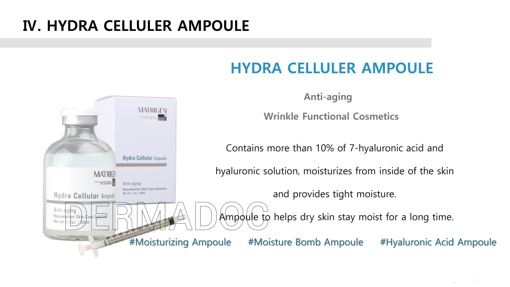 best mesotherapy product in usa for all type of skin