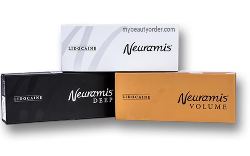 buy hyaluronic acid Neuramis dermal lip filler in USA