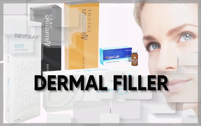 Best dermal fillers and Hyaluronic acid for Hyaluron pen