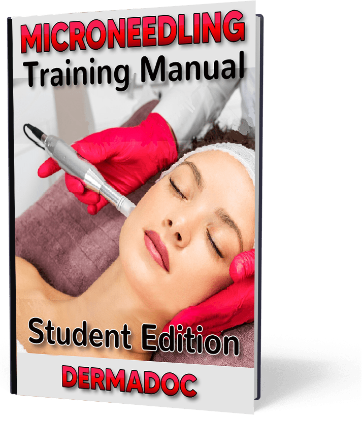 Microneedling training manual for student