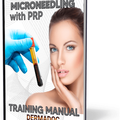 Microneedling with PRP best training manual for teachers and students