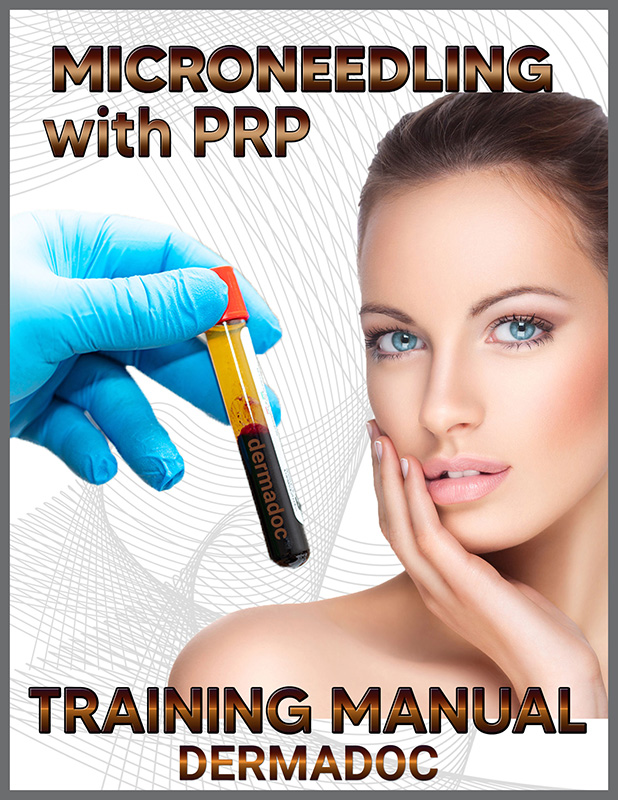 best USA microneedling with prp training manual