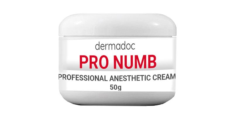 USA anesthetic cream for waxing and pmu