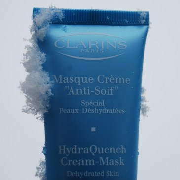 Clarins anti-soif, l'arme ultime