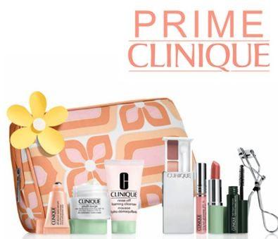 Prime Clinique Holt Renfrew!