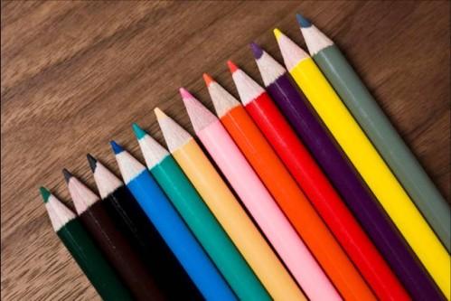 Le défi du lundi: colorama