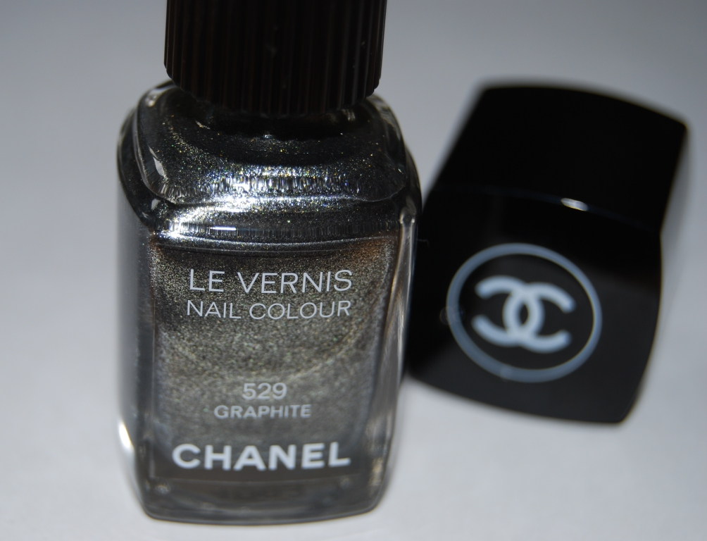 Chanel Vernis 529 Graphite
