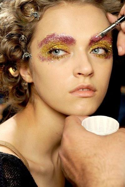 Le défi du lundi : maquillages artistiques