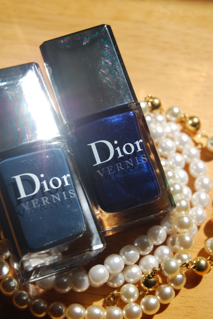 Luxe 4 vernis Dior