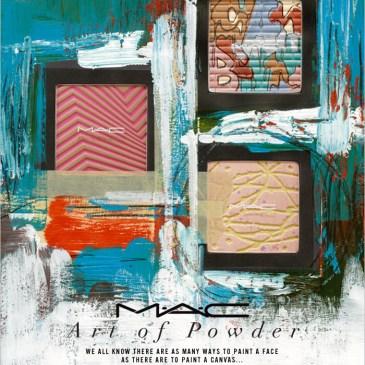 MAC collection Art of Powder