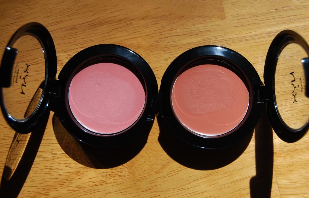 Le blush crème selon NYX