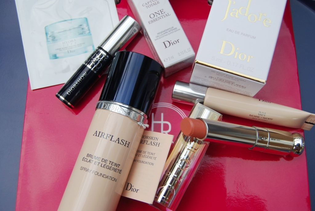 Mon rendez-vous avec Dior # 2 achats