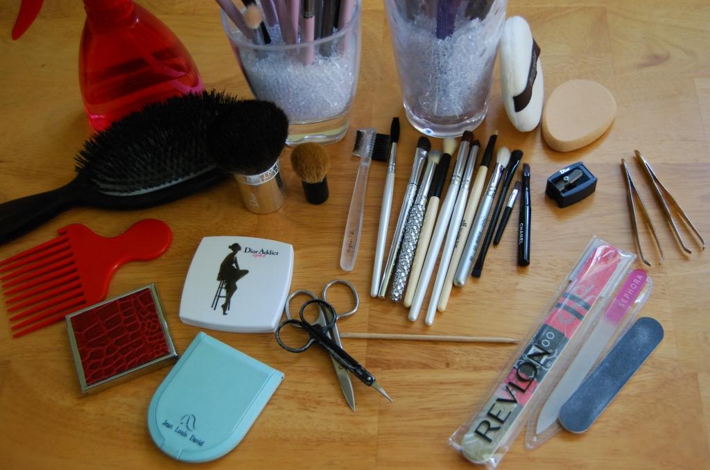 Défi du lundi relevé! mes indispensables outils